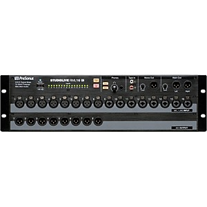PreSonus StudioLive RML 16AI 16-Channel Rackmount Digital Mixer by Presonus
