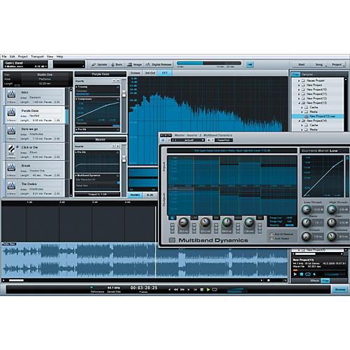 PreSonus StudioOne Artist DAW Software