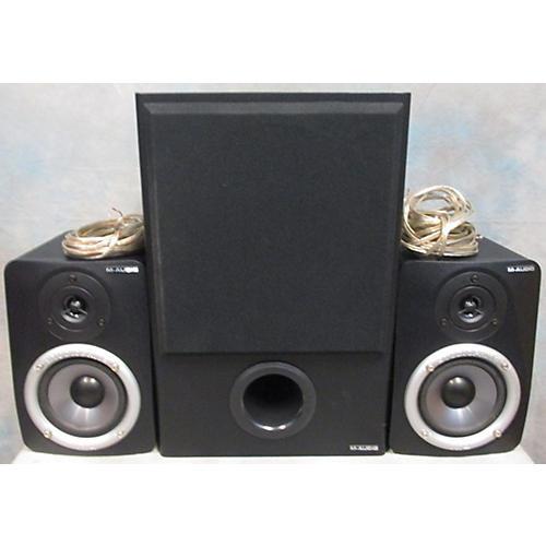 M-Audio StudioPhile LX4 Powered Monitor