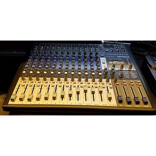 Presonus Studiolive AR16 Unpowered Mixer-thumbnail
