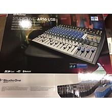 Presonus Studiolive Ar16 Digital Mixer