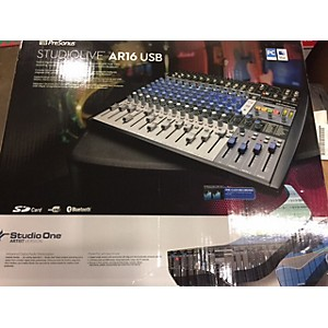 Pre-owned Presonus Studiolive Ar16 Digital Mixer by Presonus
