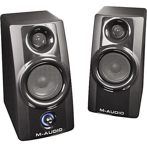 M-Audio Studiophile AV 20 Monitor Speaker Pair