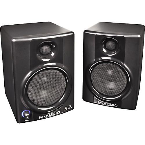 M-Audio Studiophile AV 40 Powered Reference Speaker System - Pair
