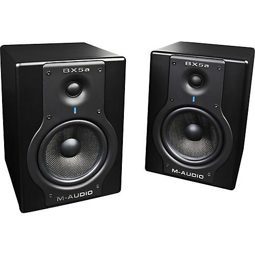 M-Audio Studiophile BX5a Deluxe Active Monitors
