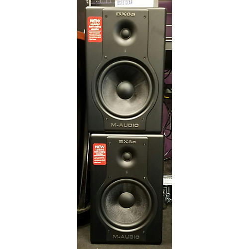 M-Audio Studiophile BX8a Deluxe Pair Powered Monitor