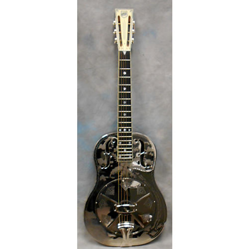 National Style O Deluxe Resonator Guitar