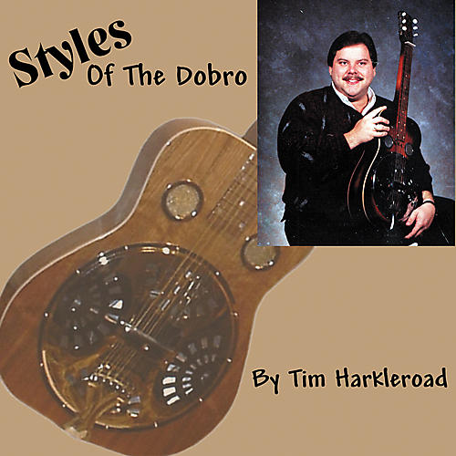 Morrell Music Style of the Dobro DVD