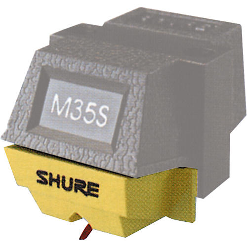 Shure Styli for M35S Cartridge  Single