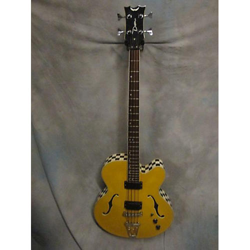 Dean Stylist Cabbie Electric Bass Guitar-thumbnail