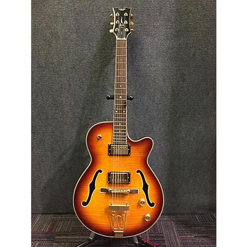 Dean Stylist Hollow Body Electric Guitar-thumbnail