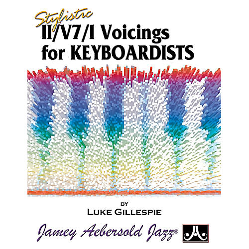 Jamey Aebersold Stylistic ii/V7/I Voicings For Jazz Keyboard
