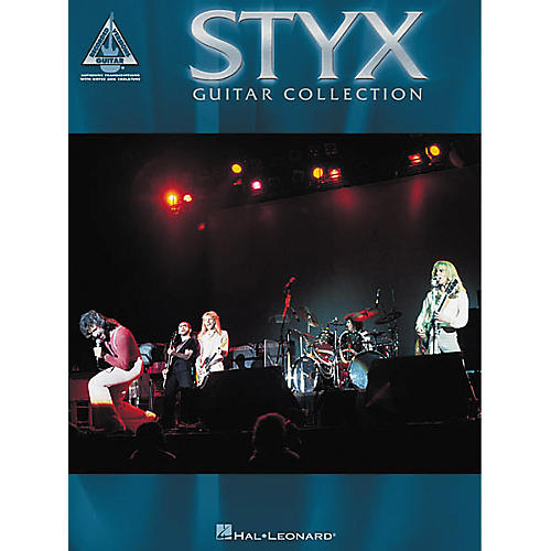 Hal Leonard Styx Guitar Collection Tab Songbook-thumbnail
