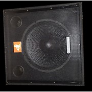 Technical Pro Sub 15X Unpowered Subwoofer