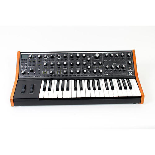 Moog Sub 37 Tribute Edition-thumbnail