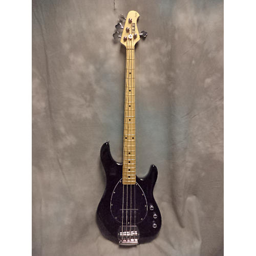 Sterling by Music Man Sub 4 Black Electric Bass Guitar