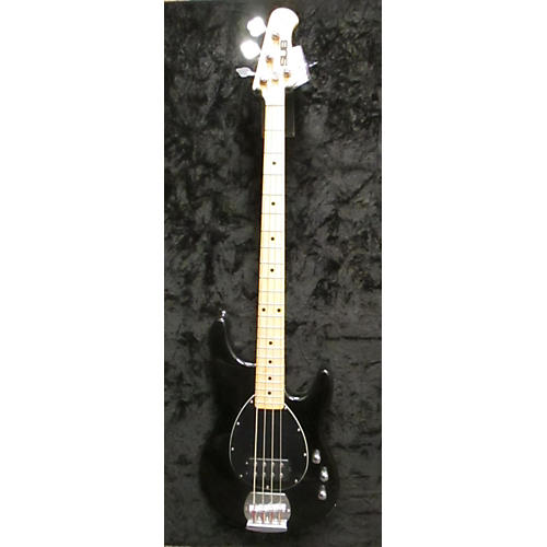 Sterling by Music Man Sub 4 Electric Bass Guitar Black