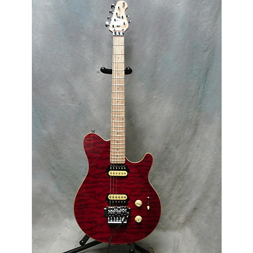 Sterling by Music Man Sub AX3 Axis Solid Body Electric Guitar-thumbnail