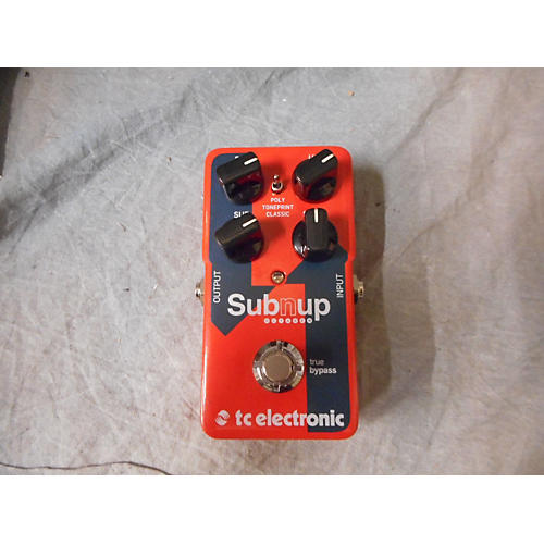 TC Electronic Sub 'N' Up Effect Pedal-thumbnail