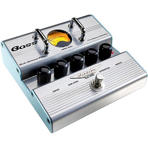 Ashdown Sub-Octave Plus Distortion Bass Effects Pedal