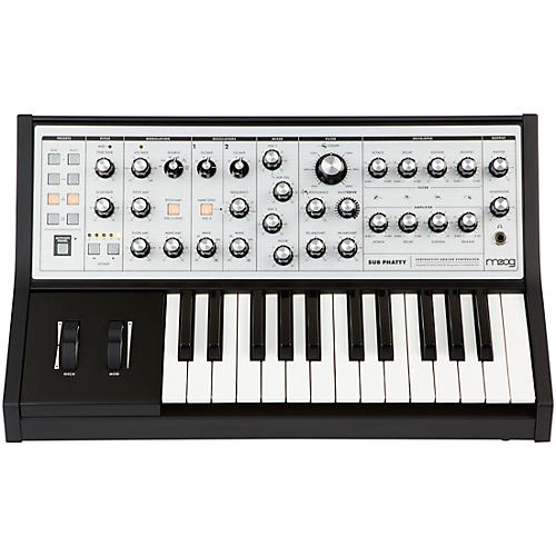 Moog Sub Phatty 25-Key Analog Synthesizer-thumbnail