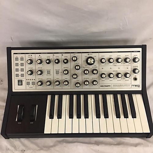 Moog Sub Phatty 25 Key Synthesizer-thumbnail