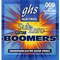 GHS Sub Zero Guitar Boomers Custom Light  Thumbnail