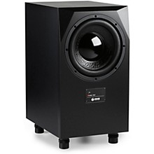 Adam Audio Sub10 Mk2 Powered Studio Subwoofer Level 1 Black