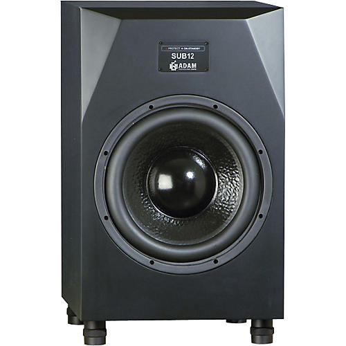 Adam Audio Sub12 Powered Studio Subwoofer-thumbnail