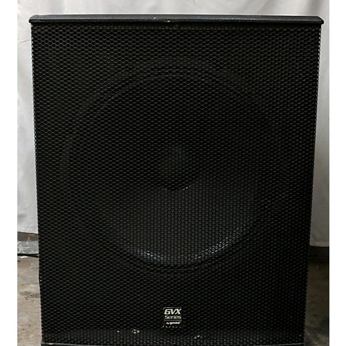 used gemini sub18p powered speaker guitar center. Black Bedroom Furniture Sets. Home Design Ideas