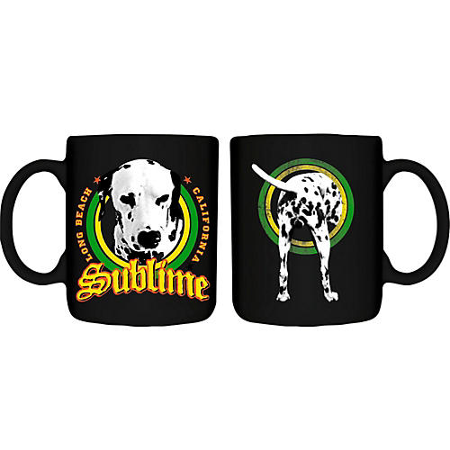 C&D Visionary Sublime Dog Mug