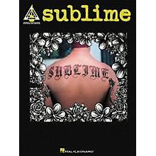 Hal Leonard Sublime Guitar Tab Book