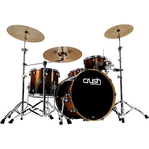 Crush Drums & Percussion Sublime Maple 4-Piece Shell Pack w/ 20