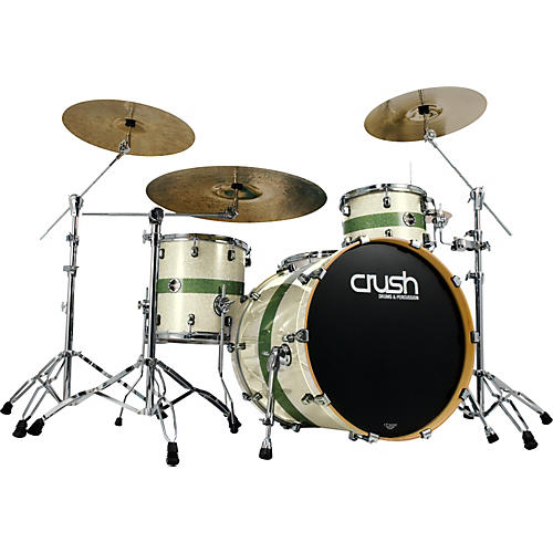 Crush Drums & Percussion Sublime Maple 4-Piece Shell Pack w/ 24