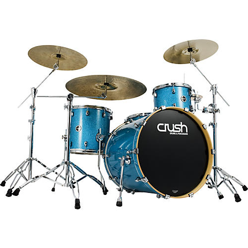 Crush Drums & Percussion Sublime Maple 4-Piece Shell Pack with 22