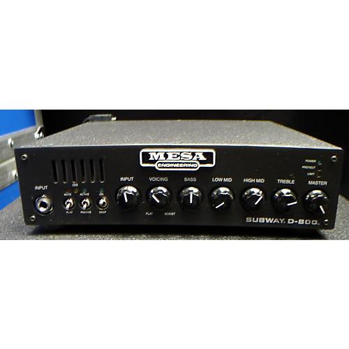 Mesa Boogie Subway D800 Bass Amp Head-thumbnail