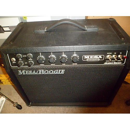 Mesa Boogie Subway Rocket Tube Guitar Combo Amp-thumbnail