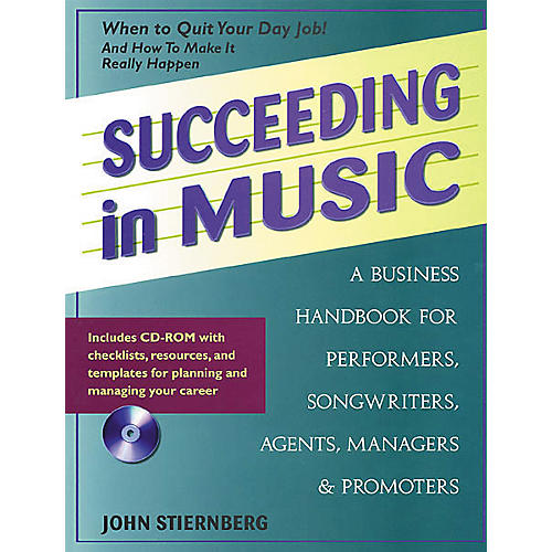 Backbeat Books Succeeding in Music Book-thumbnail