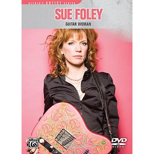 Alfred Sue Foley Guitar Woman DVD