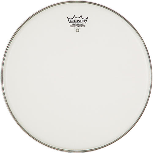Remo Suede Diplomat Drum Heads 14 in.