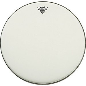 Remo Suede Emperor Bass Drum Heads