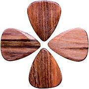 Timber Tones Sugar Maple Guitar Picks, 4-Pack