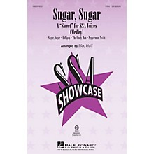 Hal Leonard Sugar, Sugar (A Sweet for SSA Voices (Medley)) ShowTrax CD Arranged by Mac Huff