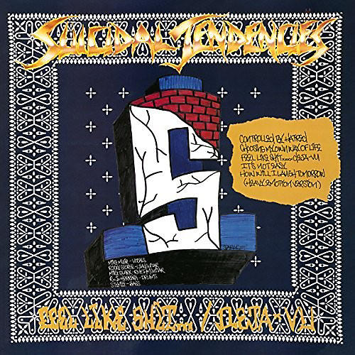 Alliance Suicidal Tendencies - Controlled By Hatred / Feel Like Shit Deja-Vu
