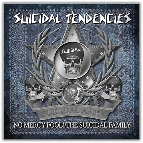 Universal Music Group Suicidal Tendencies - No Mercy Fool!/The Suicidal Family LP-thumbnail