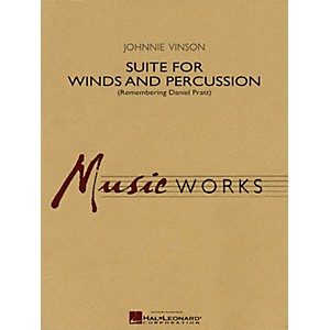 Hal Leonard Suite for Winds and Percussion Concert Band Level 4 Composed by... by Hal Leonard