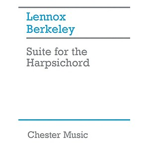 Chester Music Suite for the Harpsichord Music Sales America Series Softcove... by Chester Music