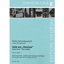 Sikorski Suite from The Gadfly (Score and Parts) Ensemble Series