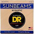 DR Strings Sunbeam Phosphor Bronze Medium Acoustic Guitar Strings  Thumbnail