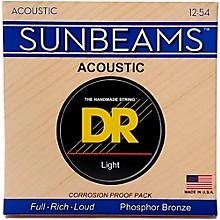 DR Strings Sunbeam Phosphor Bronze Medium Acoustic Guitar Strings